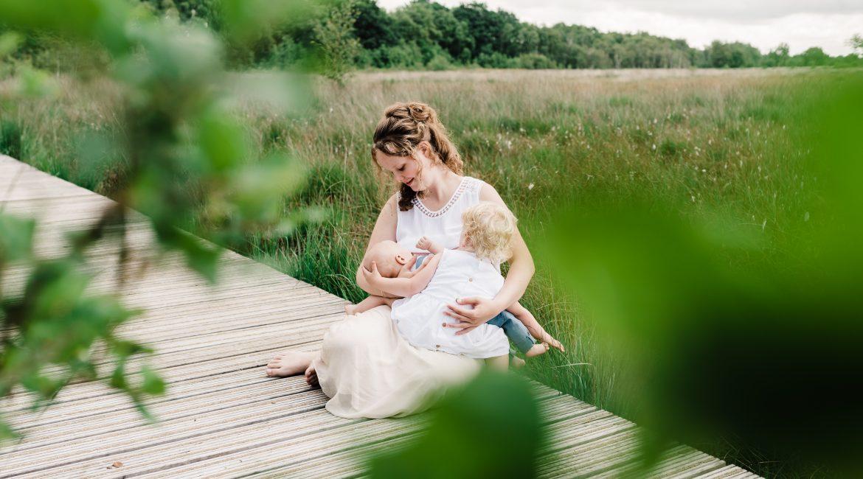 Borstvoedingsreportage Hennieke | Fotograaf Assen, Drenthe